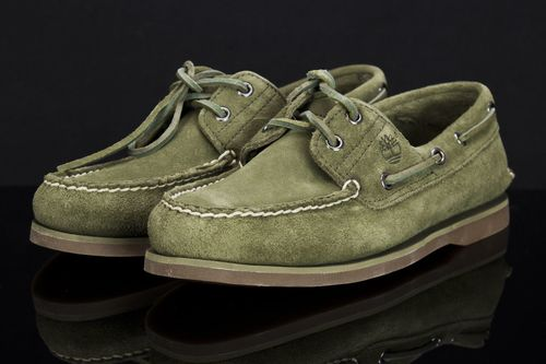 Timberland Timberland CLS 2EYE BOAT OLV/OLV 1003R 41