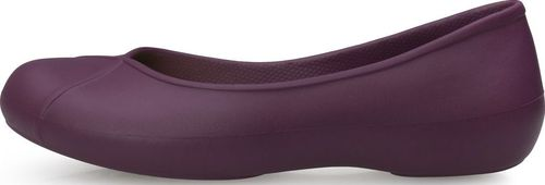 Crocs Baleriny Olivia II Lined Flat 203428-504 Plum r. 36-37