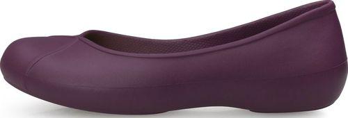 Crocs Baleriny Olivia II Lined Flat 203428-504 Plum r. 38-39