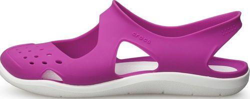 Crocs Klapki Crocs Swiftwater Wave W Vibrant Violet r. 33-34 (203995-59L)