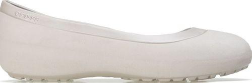 Crocs Baletki CROCS MAMMOTH LEOPARD LINED FLAT W 16203-0T5 34-35