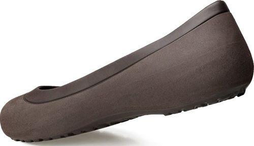Crocs Baletki Crocs Mammoth Flat Espresso 12465-22Z 36-37