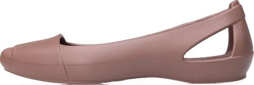 Crocs Baletki Crocs Sienna Flat W Bronze 202811-854 34-35