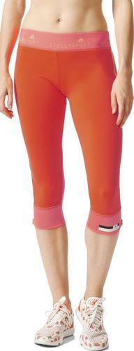 Adidas Legginsy damskie ND SC 3/4 Tight pomarańczowe r. XXS (AI5432)