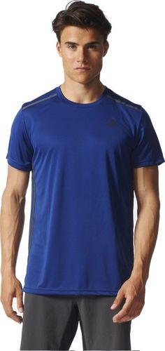 Adidas Koszulka męska Cool365 Tee niebieska r. S (AY7313)