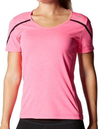 Adidas Koszulka damska Az Boston Tee różowa r. XXS (M34368)