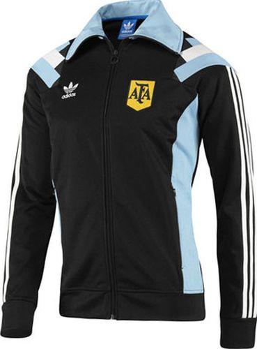 Adidas Bluza męska Argentina TT czarna r. M (F77288)