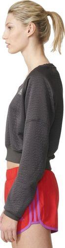 Adidas Bluza damska Ak Pullover W szara r. L (AP9818)