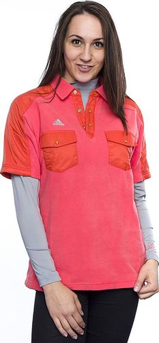 Adidas Bluza damska Golf różowa r. L (N49804)