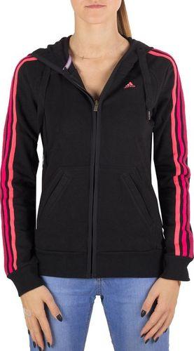 Adidas Bluza damska ESS 3S HOOD JKT czarna r. XXS (W63744)