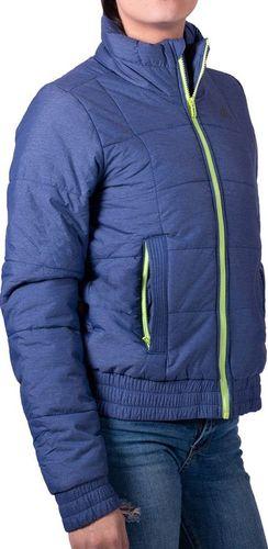 Adidas Kurtka damska ND ESS Padded Jacket niebieska r. M (AA1356)