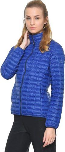 Adidas Kurtka damska ND W Flyloft Jacket niebieska r. 38 (AX7152)