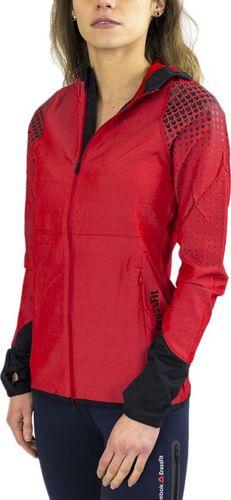 Reebok Kurtka damska Crossfit Track Jacket czerwona r. S (Z64194)