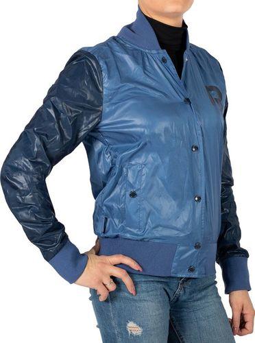 Reebok Kurtka damska Cr Lt Jacket niebiesko-granatowa r. S (Z22373)