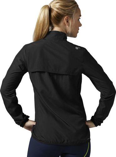 Reebok Kurtka damska RE WND Jacket czarna r. XS (B86452)