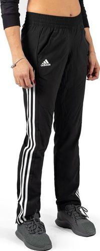 Adidas Spodnie sportowe damskie Slim Pants czarne r. 34 (F48876)