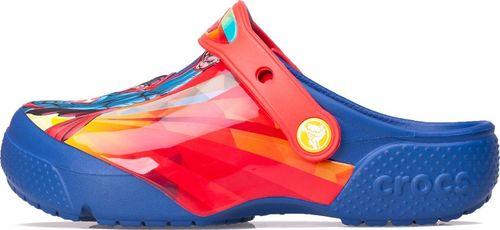Crocs Klapki Crocs Crocsfunlab Superman Clog 204719-4GX 22-23