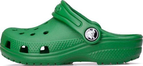 Crocs Klapki dziecięce Classic Clog K Kelly Green r. 19-20 (204536-310)