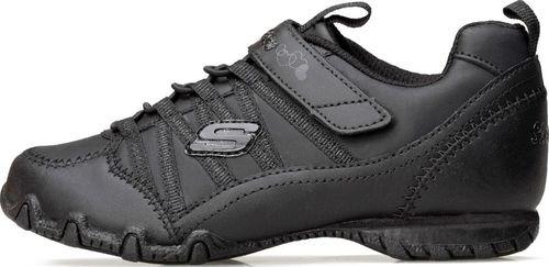 Skechers Buty dziecięce SK044 czarne r. 33
