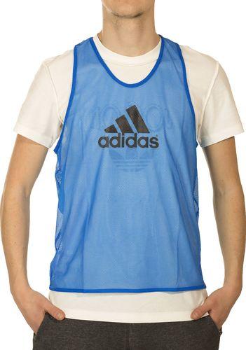 Adidas Koszulka męska Training Bib II niebieska r. L