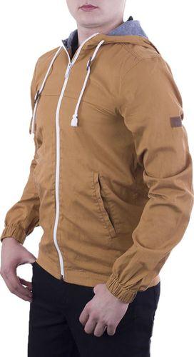 Adidas Kurtka męska Summer Jacket brązowa r. XS (M37904)