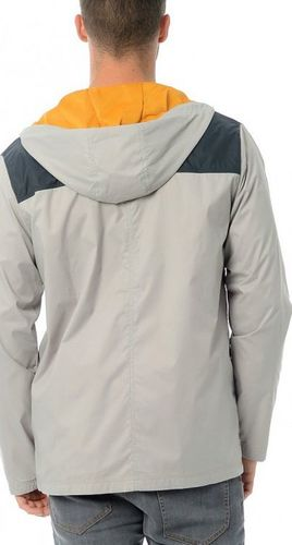 Adidas Kurtka męska Pro Wind Jacket szaro-beżowa r. XL (G76343)