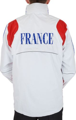Adidas Kurtka męska FR Rain Jacket M biała r. XS (P07418)