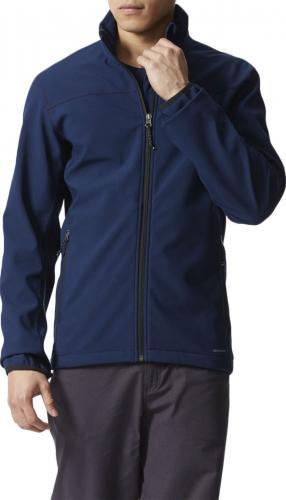 Adidas Kurtka męska Softcase Jacket granatowa r. L/XL (AP8235)