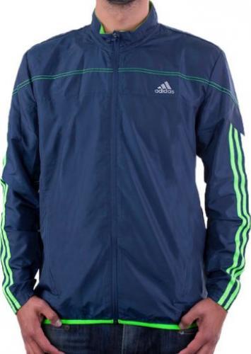 Adidas Kurtka męska RSP W Jacket niebieska r. L (F91968)