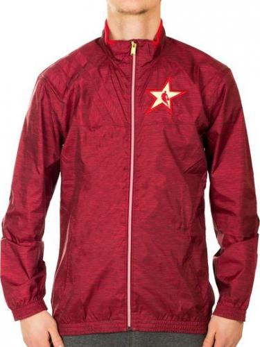 Adidas Kurtka męska AS The Jacket czerwona r. L (X32115)