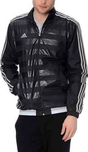 Adidas Kurtka męska XSE WOV Jacket czarna r. S (S17145)