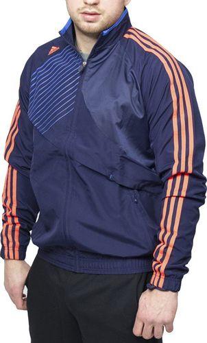 Adidas Kurtka męska PRE WOV Jacket granatowa r. M (X51002)