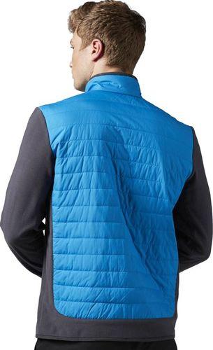 f73e46c9cde4e Reebok Kurtka męska Fm Combi Flc Full Zip Jacket niebieska r. XS (AX9055)