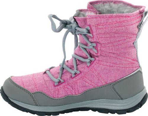 Jack Wolfskin Buty dziecięce Portland Boot G fioletowe r. 32 (4024951-2047)