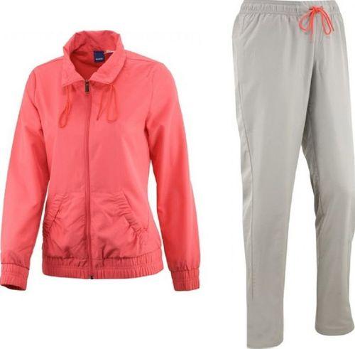 Reebok Komplet dresowy damski Woven Suit pomarańczowo-szary r. XS (Z50148)