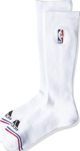 Adidas Getry piłkarskie NBA AC Longsock białe r. 40-42.5 (Z03925)
