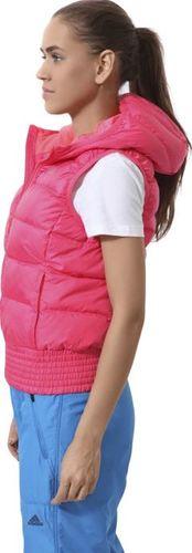 Adidas Kamizelka damska ND Cosy Down Vest różowa r. S (AA1355)