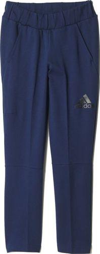 Adidas Spodnie dziecięce Yg Aa Zne Pt granatowe r. 140 (AY5338)