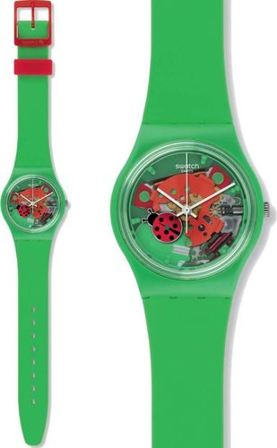 Zegarek SWATCH Zegarek damski Swatch GG220
