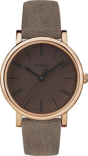 Zegarek Timex Zegarek damski Timex TW2P96300
