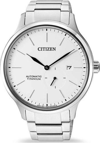 Zegarek Citizen Zegarek męski automatyk Citizen NJ0090-81A