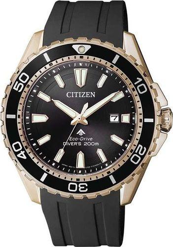 Zegarek Citizen Zegarek męski BN0193-17E czarny