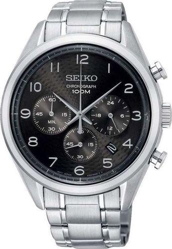 Zegarek Seiko Zegarek męski Seiko SSB295P1
