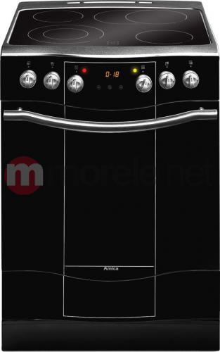 Amica 608CE 3 434 TSDQ (XL) w Morele net -> Kuchnie Amica Z Plytą Ceramiczną