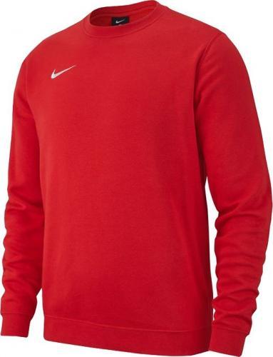 Nike Bluza męska Crew Flc Tm Club 19 czerwona r. XL (AJ1466 657)