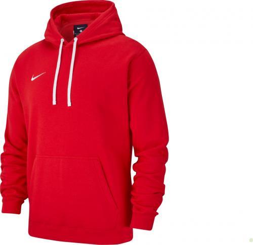 Nike Bluza męska Hoodie PO FLC TM Club 19 czerwona r. M (AR3239 657)