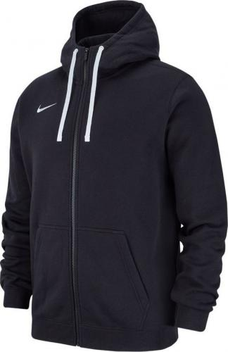Nike Bluza męska Hoodie Fz Flc Tm Club 19 czarna r. L (AJ1313 010)