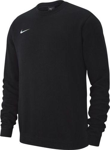 Nike Bluza męska Crew FLC TM Club 19 czarna r. L (AJ1466 010)