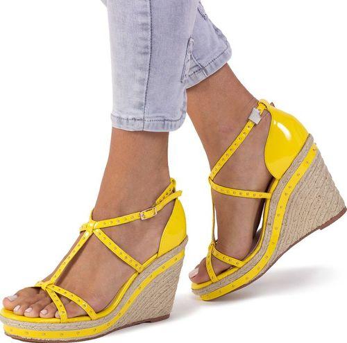Mellow Yellow Mellow Yellow Nicole Yellow MY_2301 36
