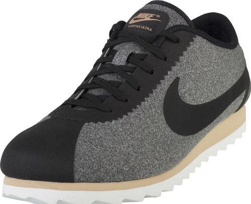 Nike Buty damskie Cortez Ultra Se szaro-czarne r. 37.5 (859540-001)